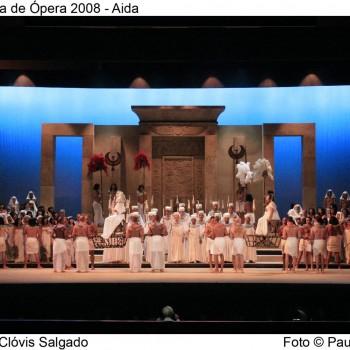 Detalhes da obra Aida